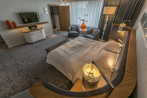 Executive suite of the Hilton Rotterdam