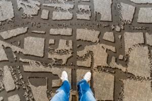 Hilton Rotterdam: Je staat midden in de stad