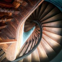 Ammonite Stairs